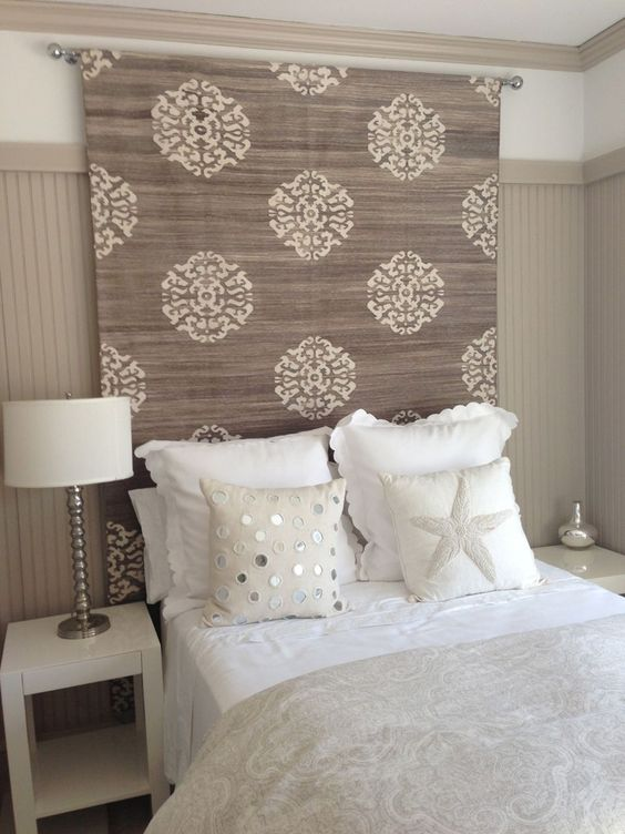 Make Your Own Headboard – DIY Headboard Ideas
