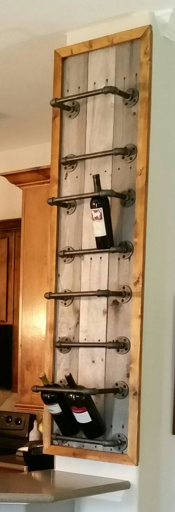focussummit plans wine diy rack co shelf pipe table storage