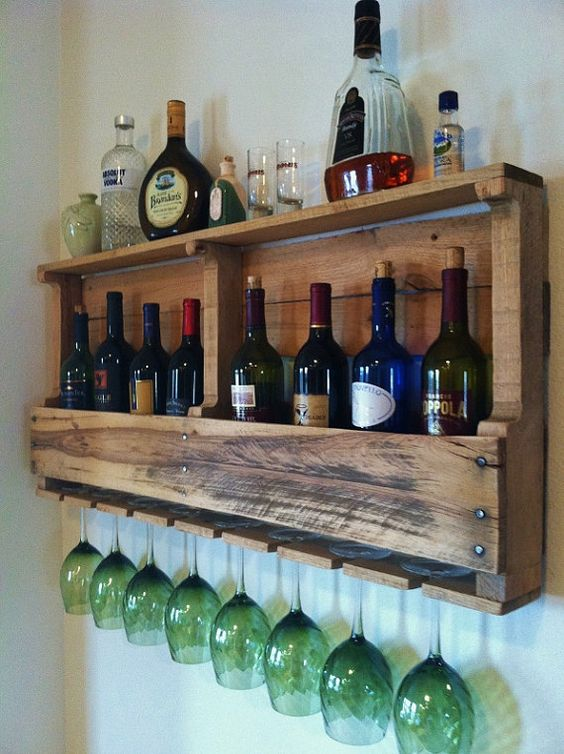 Time Saving Ideas For DIY Wine Racks