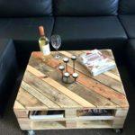 DIY Reclaimed Wood Furniture: Pallet To Furniture