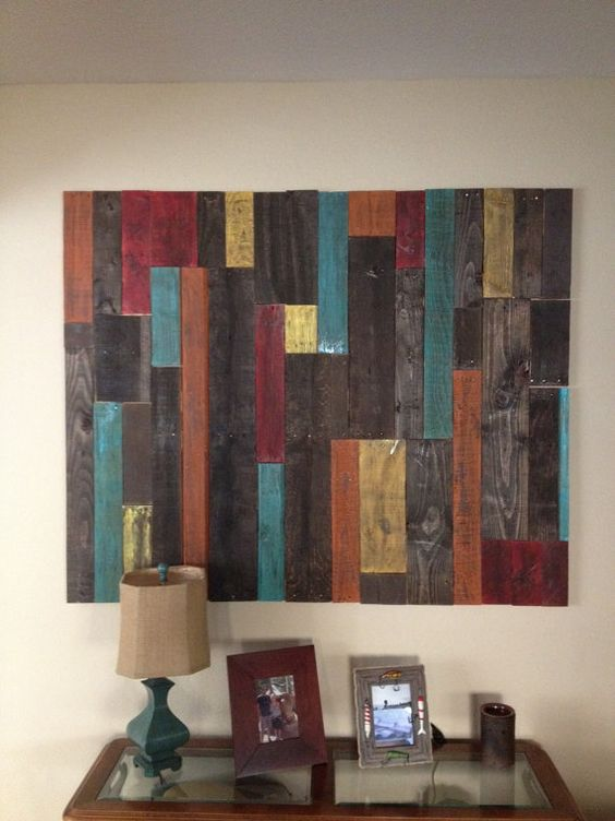 TOP 10 Pallet Wall Decorations