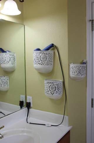 Easy And Affordable DIY Bathroom Organizer Ideas To Keep In Mind